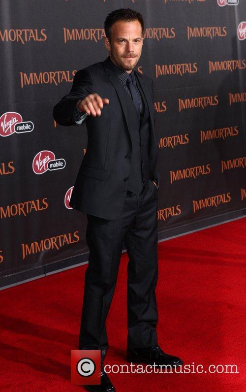 Stephen Dorff 'Immortals 3D' Los Angeles premiere at...