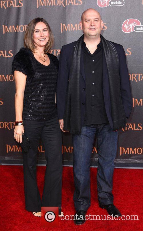 Trevor Morris and Guest 'Immortals 3D' Los Angeles...