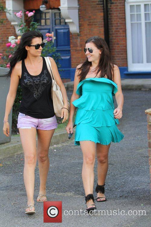 Imogen Thomas and her friend Emily Jane are...
