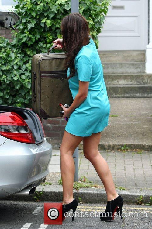 Imogen Thomas goes for a weekend break at...