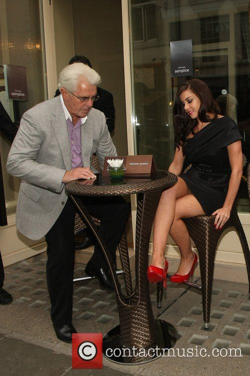 Imogen Thomas and Max Clifford 29
