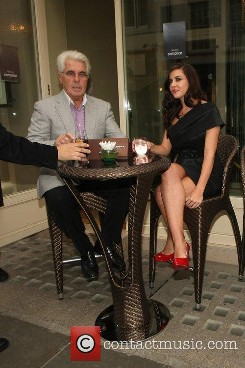 Imogen Thomas and Max Clifford 23