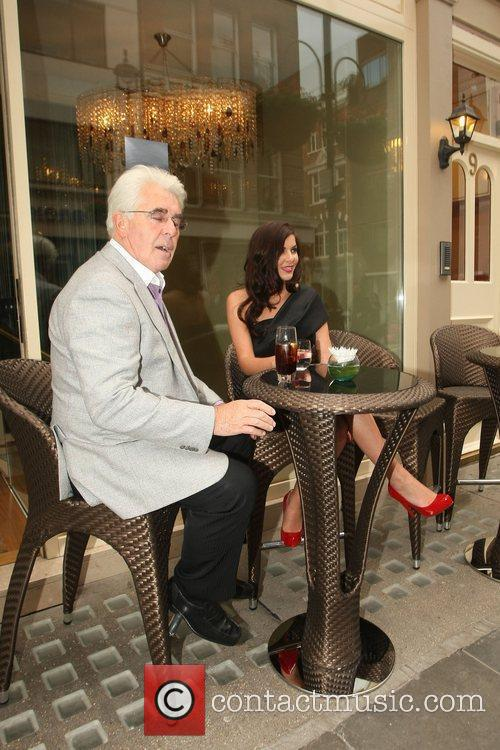 Imogen Thomas and Max Clifford 17