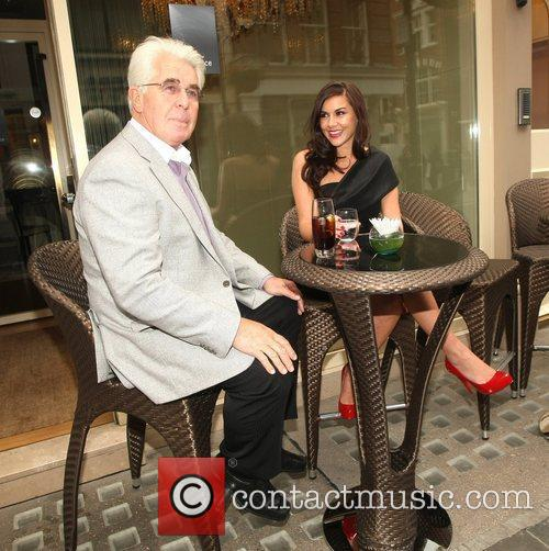 Imogen Thomas and Max Clifford 16