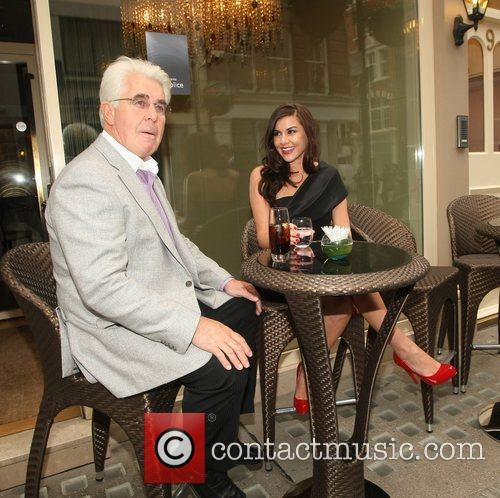 Imogen Thomas and Max Clifford 25