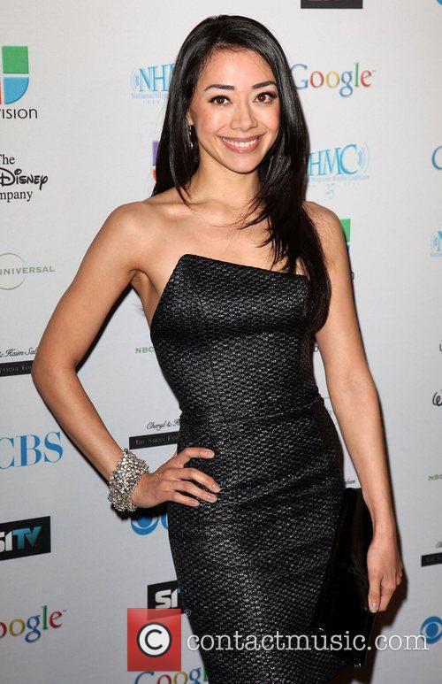 Aimee Garcia 14th Annual Impact Awards Gala at...