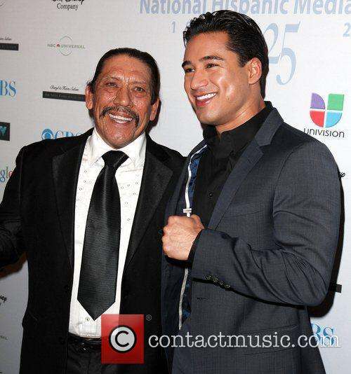 Danny Trejo and Mario Lopez 6