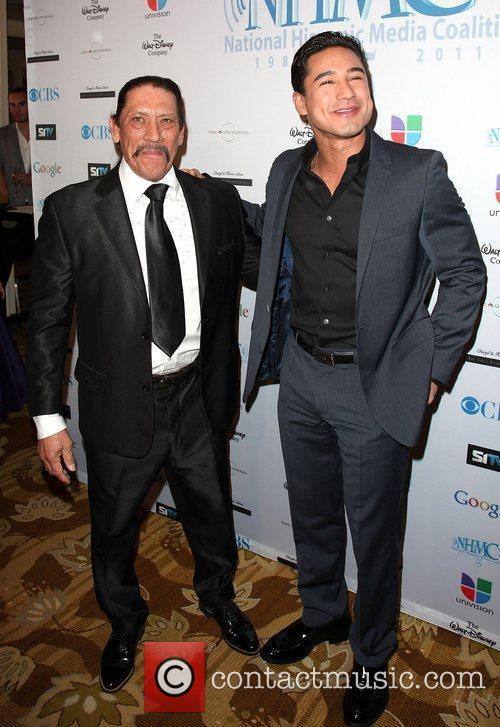 Danny Trejo and Mario Lopez 5