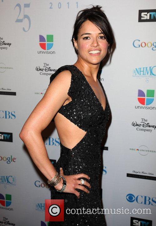 Michelle Rodriguez 14th Annual Impact Awards Gala at...