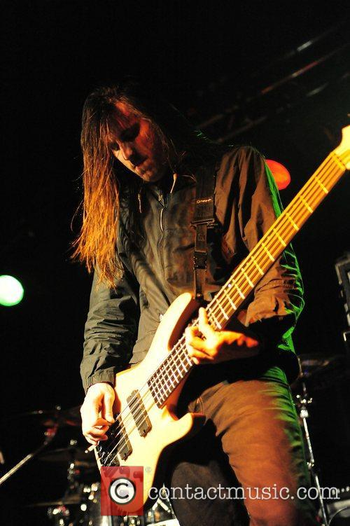Impending Doom performing at the O2 Academy Birmingham,...