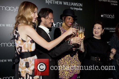 Matthew Williamson Impulse for Macy's Launch at Macy's...