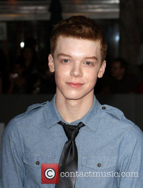 Cameron Monaghan The Premiere of 'In Time' held...