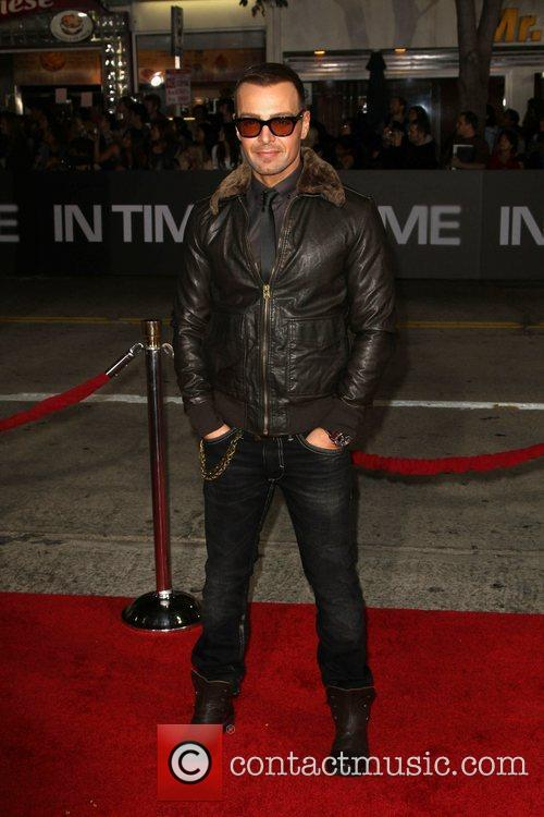 Joey Lawrence The Premiere of 'In Time' held...