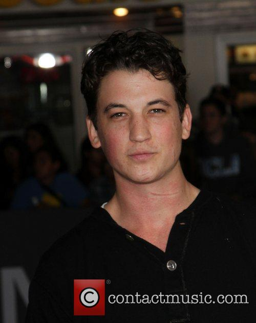 Miles Teller and Andrew Niccol 1