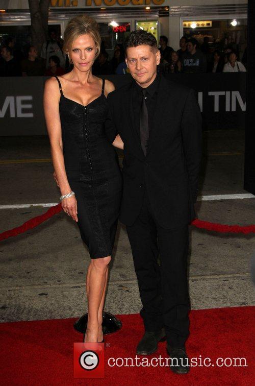 Rachel Roberts and Andrew Niccol 7