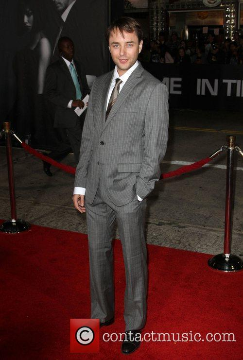 Vincent Kartheiser The Premiere of 'In Time' held...