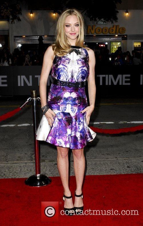 amanda seyfried the premiere of in time 3567338