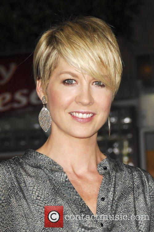 Jenna Elfman  The Premiere of 'In Time'...