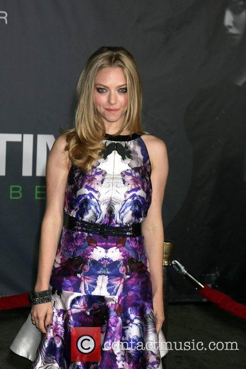amanda seyfried the premiere of in time 3567676