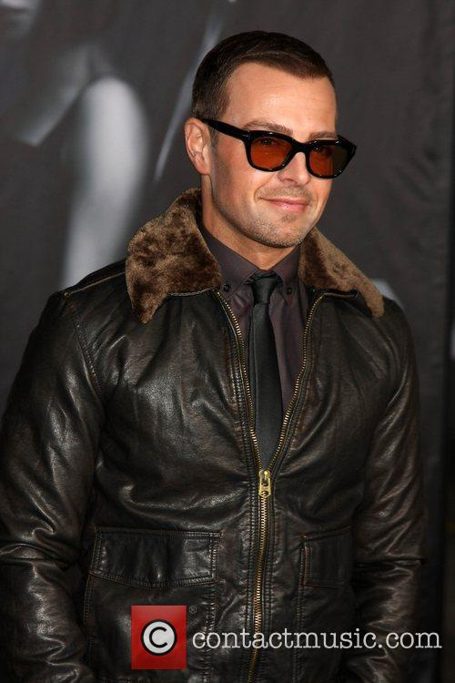 Joey Lawrence  The Premiere of 'In Time'...