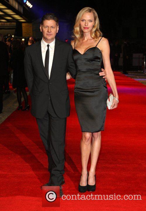 Andrew Niccol and Rachel Roberts 2