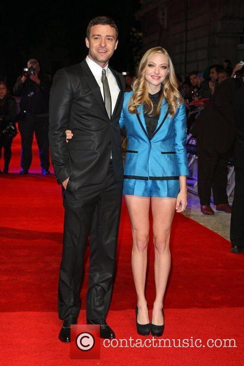 Justin Timberlake and Amanda Seyfried 7