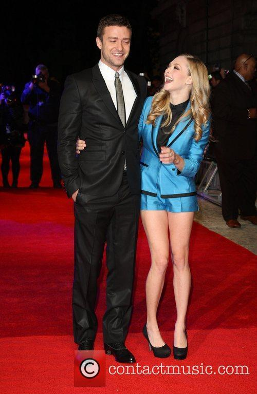 Justin Timberlake and Amanda Seyfried 10