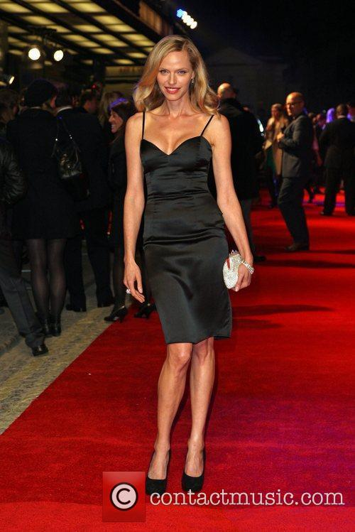 Rachel Roberts 'In Time' UK film premiere held...