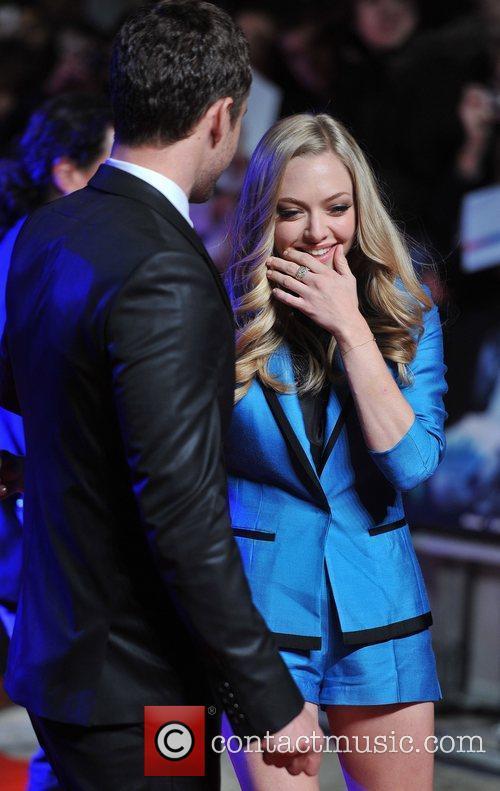 Justin Timberlake and Amanda Seyfried 1