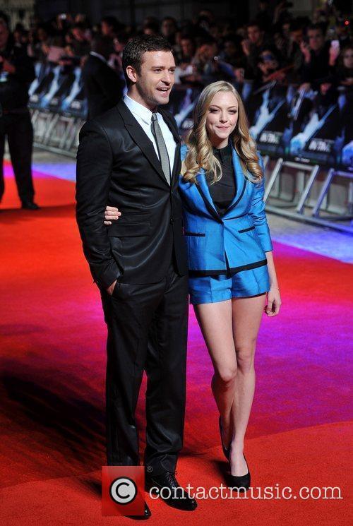 Justin Timberlake and Amanda Seyfried 3