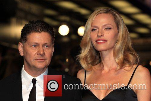 andrew niccol and wife rachel roberts in 5747614