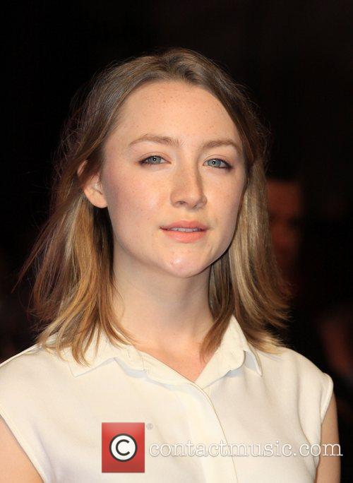 saoirse ronan in time uk film premiere 5747625
