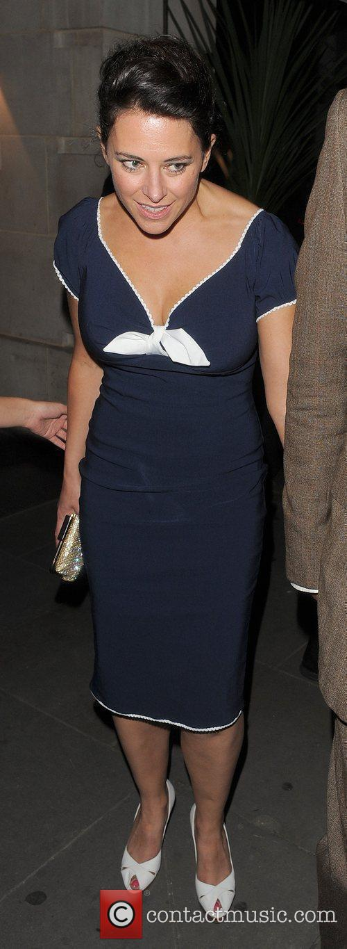 Belinda Stewart-wilson and The Inbetweeners 3