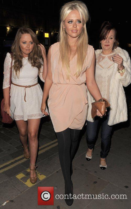Emily Atack and The Inbetweeners 1