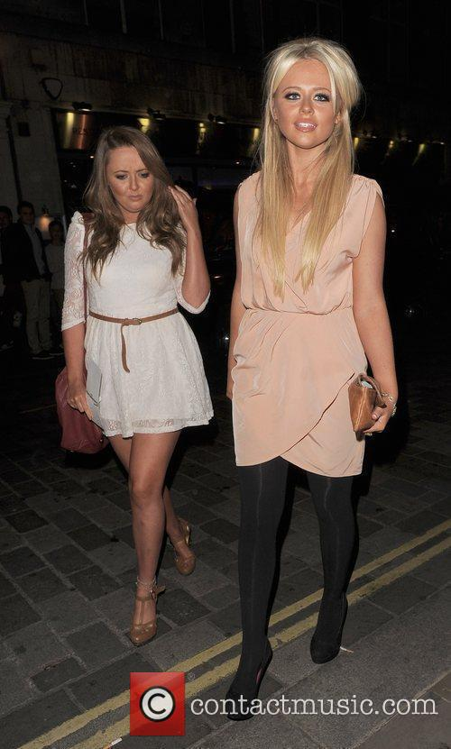 Emily Atack and The Inbetweeners 4
