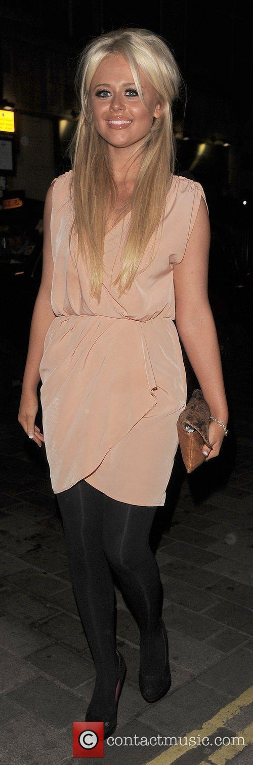 Emily Atack and The Inbetweeners 6