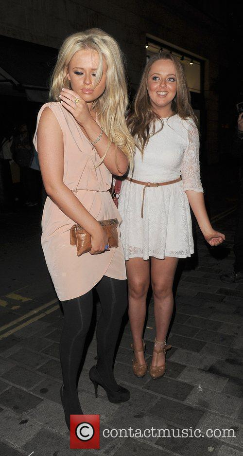 Emily Atack and The Inbetweeners 7