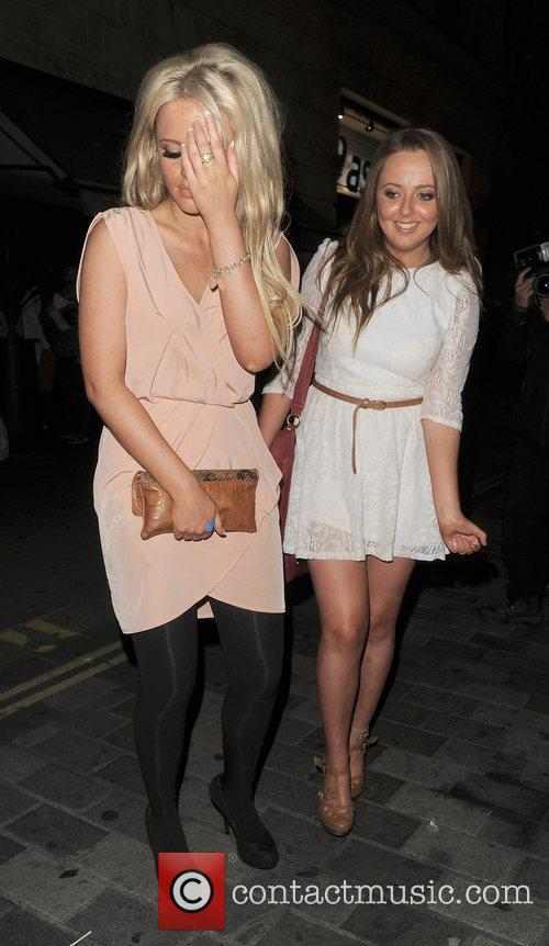 Emily Atack and The Inbetweeners 8