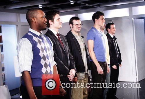 Corey Hawkins, Toby Leonard Moore, James McMenamin, Gabriel...