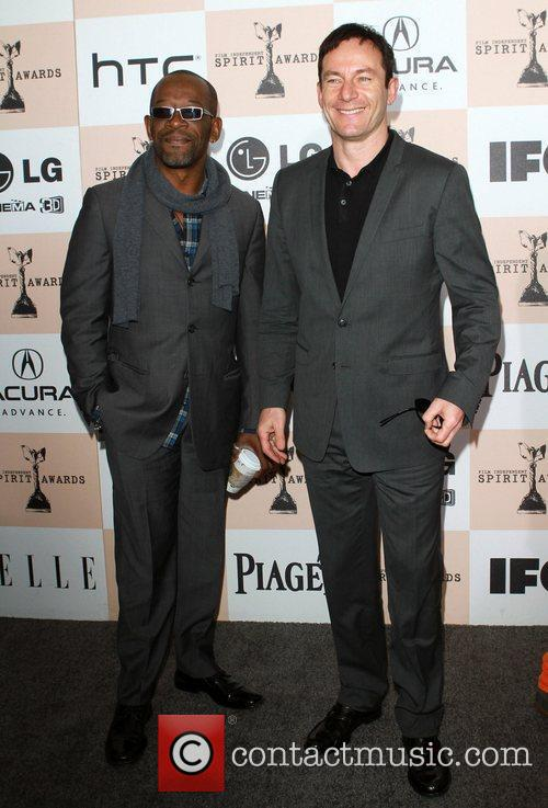 Jason Isaacs The 2011 Film Independent Spirit awards...