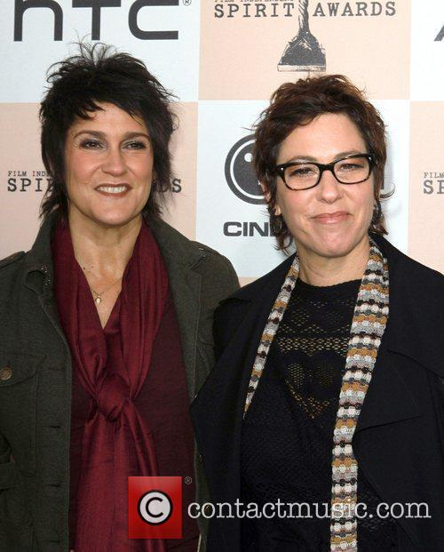 Wendy Melvoin and director Lisa Cholodenko The 2011...