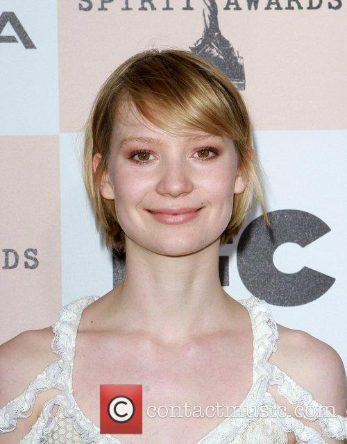 Mia Wasikowska, Independent Spirit Awards and Spirit Awards 9