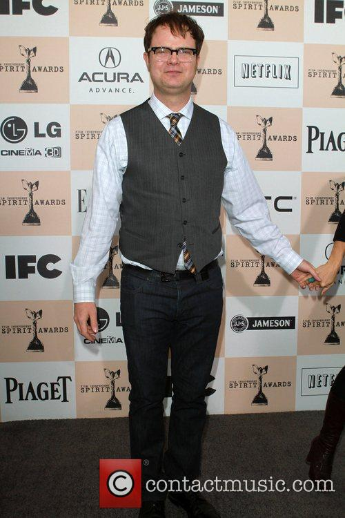 Rainn Wilson, Independent Spirit Awards and Spirit Awards 8