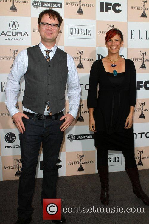 Rainn Wilson, Independent Spirit Awards and Spirit Awards 1