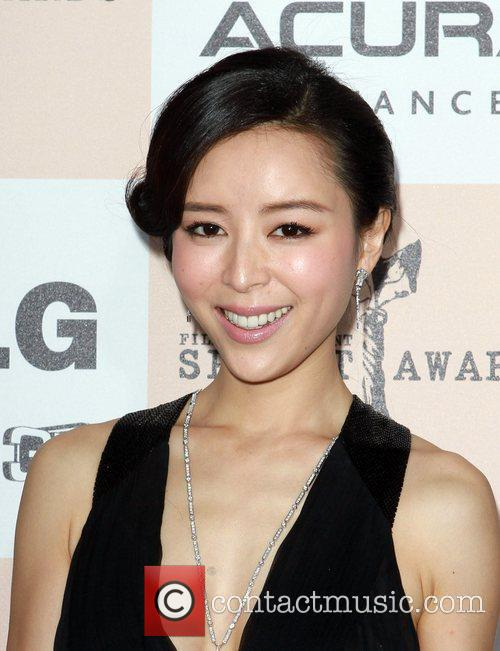 Zhang Jingchu, Independent Spirit Awards and Spirit Awards 2