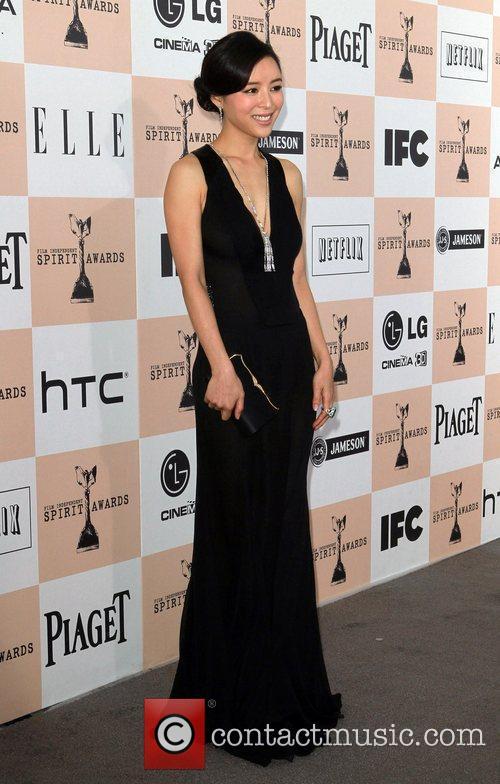 Zhang Jingchu, Independent Spirit Awards and Spirit Awards 3