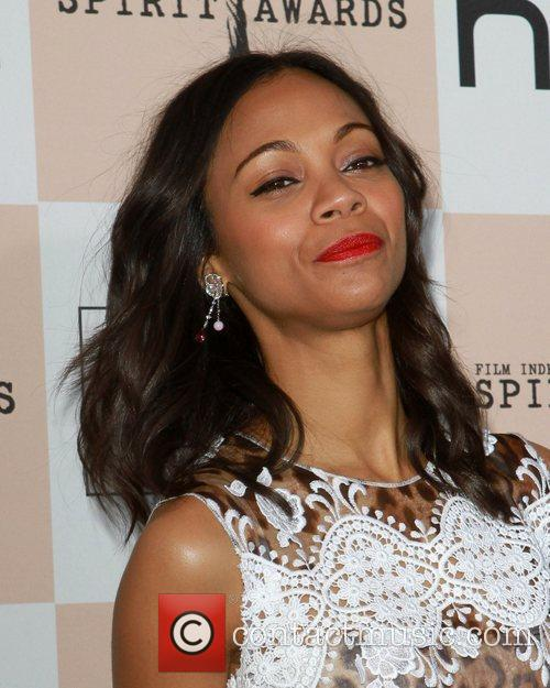 Zoe Saldana, Independent Spirit Awards and Spirit Awards 9