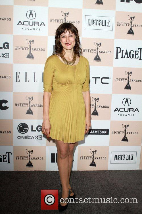Adele Romanski The 2011 Film Independent Spirit awards...