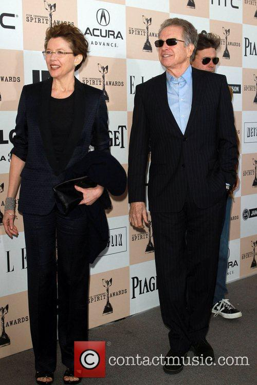 Annette Bening and Warren Beatty The 2011 Film...
