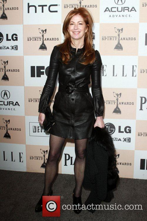 Dana Delany The 2011 Film Independent Spirit awards...